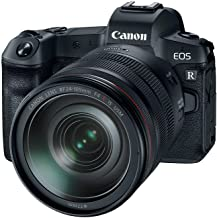 $2629 » Canon EOS R Mirrorless Digital Camera with 24-105mm Lens (Renewed)
