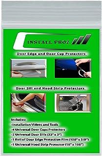 Install Proz Self-Healing Clear Paint Protection Film (Bundle(Hood, Door Edge, Door Cup, Door Sill))