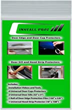 Install Proz Self-Healing Clear Paint Protection Film (Bundle(Hood, Door Edge, Door Cup, Door Sill))