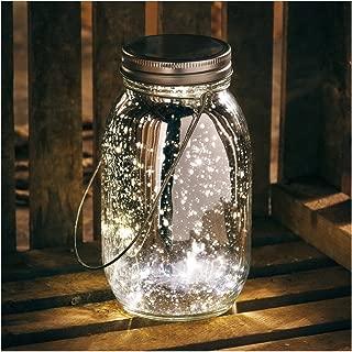Best large silver glass lantern Reviews