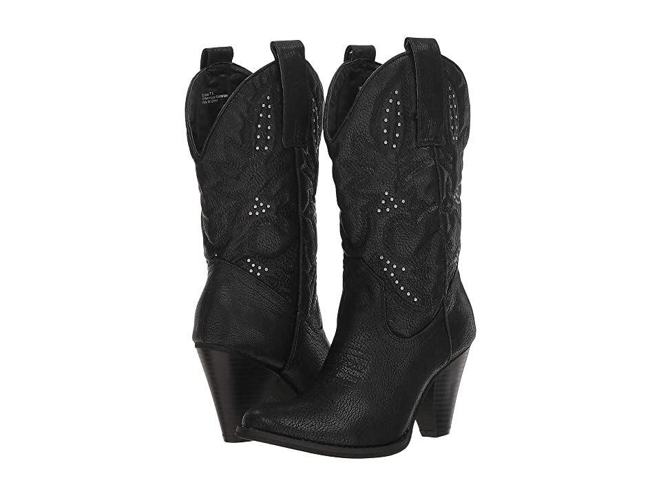 VOLATILE Boondock (Midnight Black) Women