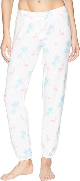 Tropicana Flamingo Joggers