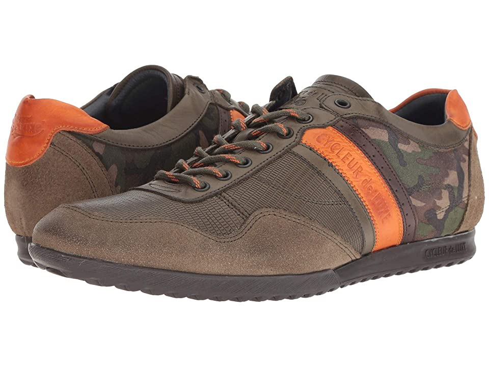 Cycleur de Luxe Crash (Military Green) Men