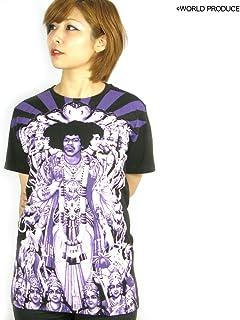 ジミ・ヘンドリックス Tシャツ メンズS AXIS BOLD AS LOVE BIG PRINT【オフィシャルグッズ】