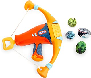 Little Tikes Mighty Blasters Mighty Bow Toy Blaster with 4 Soft Power Pods