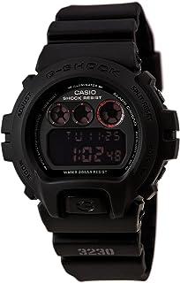 DW6900MS-1V G-Shock Matte Black Resin Strap Mens Watch