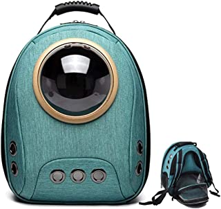 STAR VASTO Deluxe Cat Backpack Carrier|Pet Carrier Backpack for Small Cats and Puppies |Ventilated Design | Oxford Fabric ...