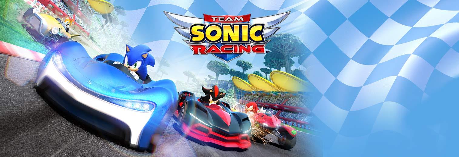 Team Sonic Racing - Nintendo Switch [Importación inglesa]: Amazon.es: Videojuegos