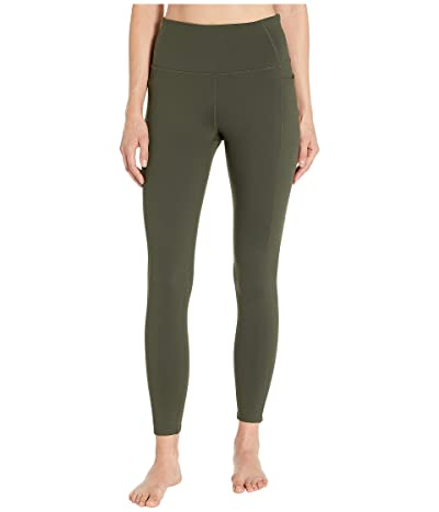 SKECHERS Go Flex Go Walk High-Waist Leggings 2.0 (Green) Women