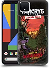 Official Far Cry Hours of Darkness 5 DLC Art Hard Back Case Compatible for Google Pixel 4 XL
