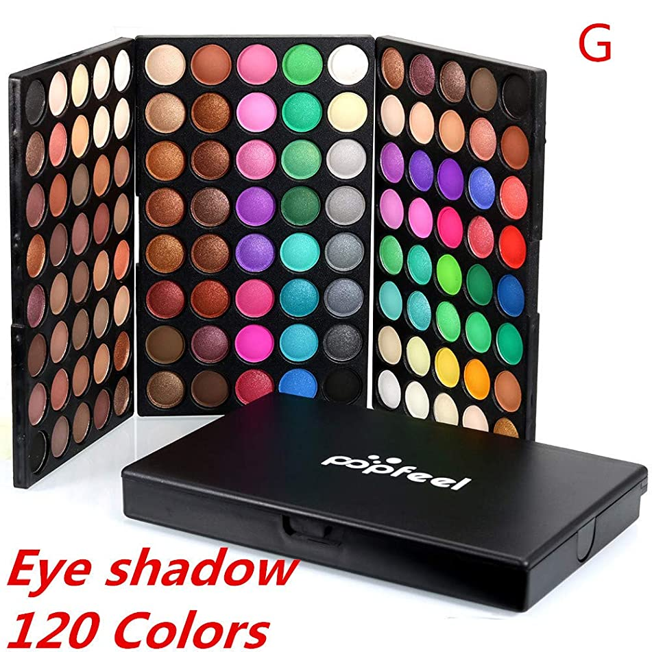 ??Jonerytime??120 Colors Cosmetic Powder Eyeshadow Palette Makeup Set Matt Available