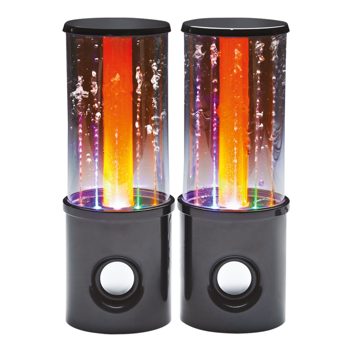 Juego de 2 Altavoces USB Global Gizmos 54610 Benross