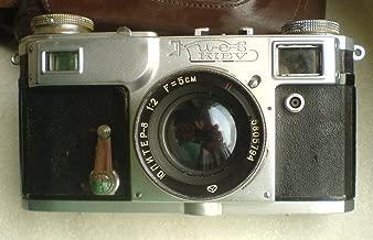 KIEV-4A USSR Soviet Union Russian 35mm RF Contax Copy Film Camera