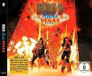 KISS ROCKS VEGAS NEVADA [CD + DVD] w/bonus
