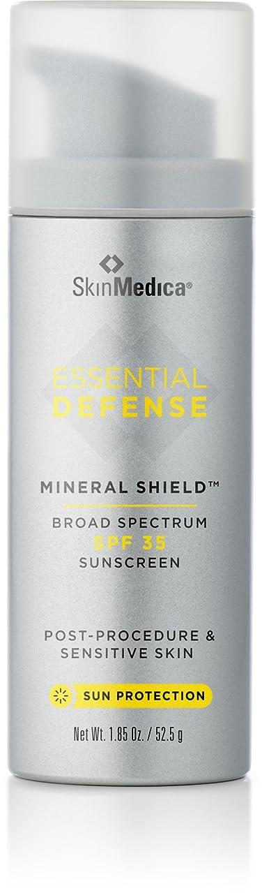 謙虚引退したスタウトスキンメディカ Essential Defense Mineral Shield Sunscreen SPF 35 52.5g/1.85oz