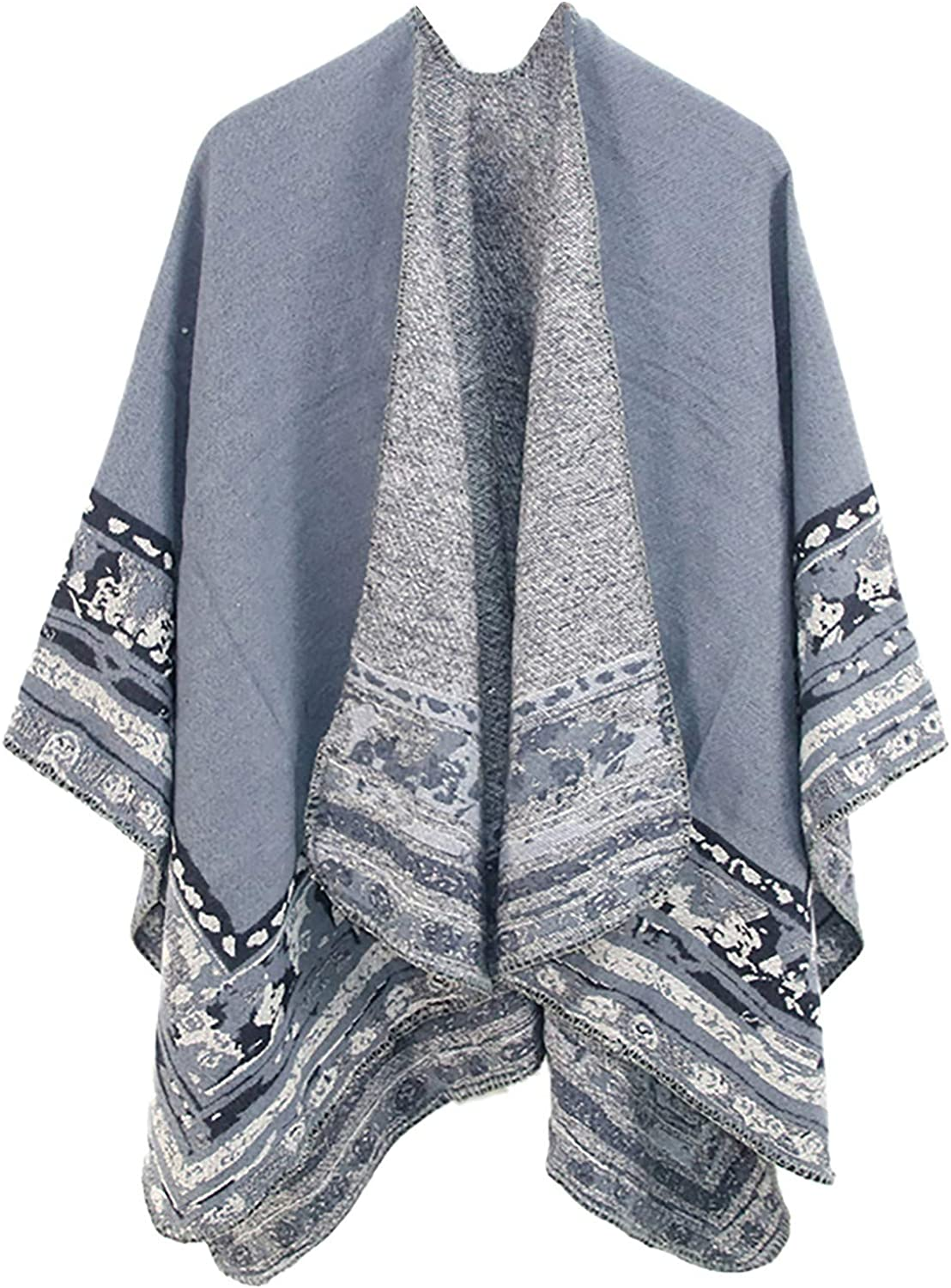 Women Coat Winter Warm Oversized Printing Wra Cape Blanket Popular shop 67% OFF of fixed price is the lowest price challenge