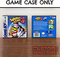 Gameboy Color Wario Land 3 - Case
