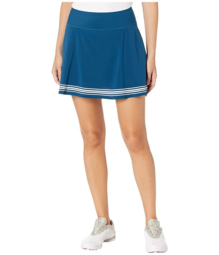 UPC 192341620525 product image for PUMA Golf PWRSHAPE Ribbon Skirt (Gibraltar Sea) Women's Skirt | upcitemdb.com