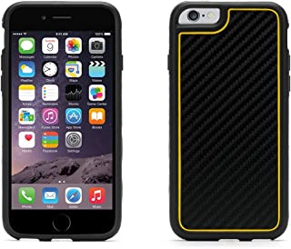 Griffin Identity Graphite Case for iPhone 6 - Retail Packaging - Black/Yellow