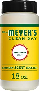 Mrs. Meyer's Clean Day Laundry Scent Booster, Honeysuckle, 18 oz
