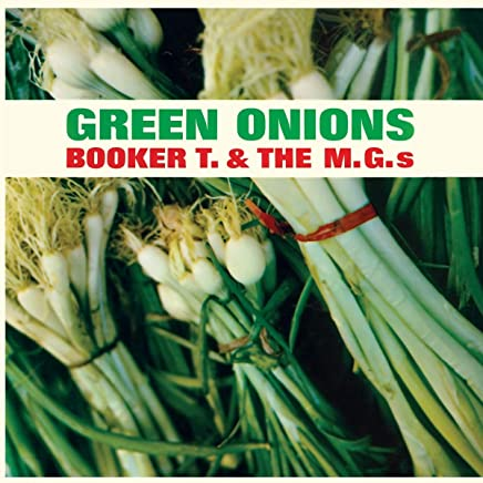 Amazon com: Booker T  and the M G 's Green Onions - Used: CDs & Vinyl