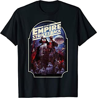 The Empire Strikes Back Vintage Poster T-Shirt