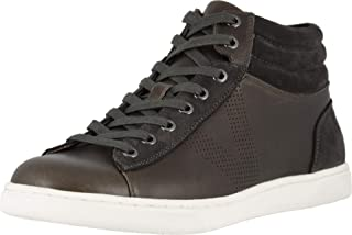 Vionic Men's Mott Malcom Casual Hi-Top Lace-up Sneaker with Concealed Orthotic Support