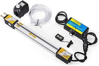 Mophorn Acrylic Plastic Strip Heater 12 Inch (300 mm) PVC Bending Machine 1-6 mm Thickness Manual PVC Bender