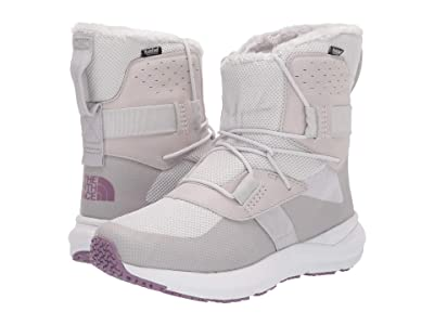 The North Face UX Metro Atmos Mid (Spackle Grey/Italian Plum Purple) Women