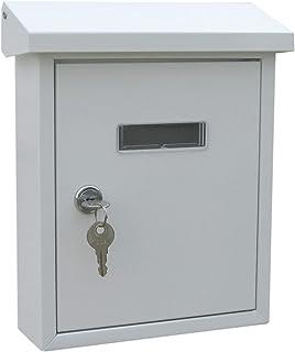 FIS Mail Box Steel, 213 x 255 x 28 mm - FSGNTX0082