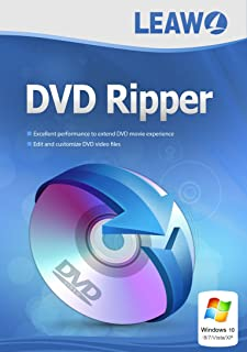 DVD Ripper for Windows, Best DVD Ripping Software, Rip DVD to AVI, Rip DVD to MP4, Rip DVD to WMV, Convert DVD to Video/Audio on Windows Computer in 180+ Formats Like MPEG, MOV, MP3, etc.(1 Year)
