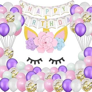 Best happy birthday unicorn Reviews