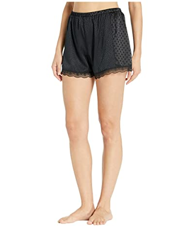 Stella McCartney Camellia Daring Shorts (Black) Women