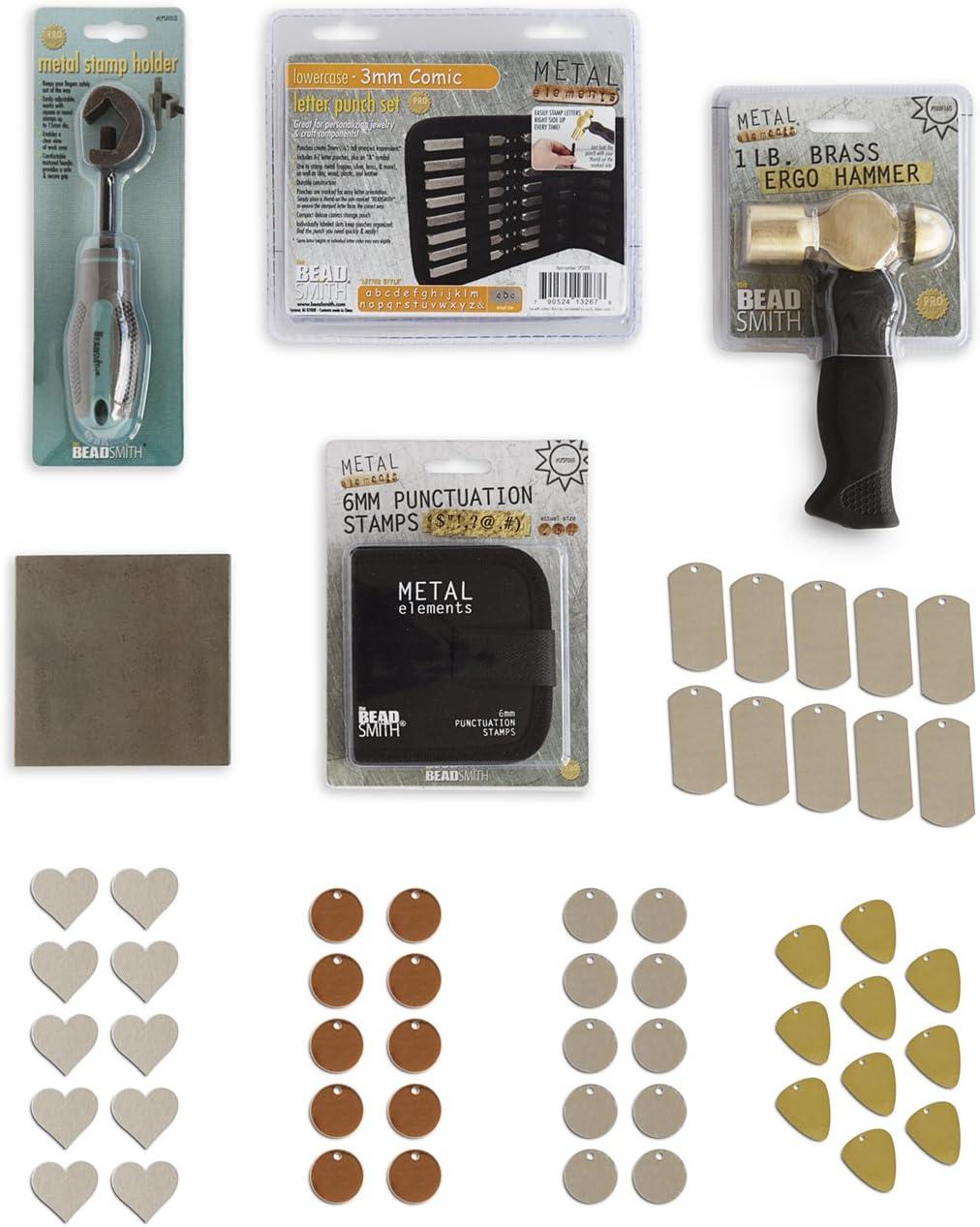 RMP Metal Stamping Sale SALE% discount OFF Kit Comic Lowercase
