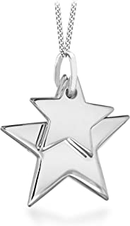 Silver Damen - Kette 9 k (375) Rundschliff Diamant 8.44.9404