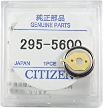 295-5600 Genuine Original Citizen Watch Energy Cell - Battery - Capacitor for Eco-Drive Watch (Same as 295-56)