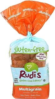 Rudi's Gluten-Free Multigrain Sandwich Bread, 18 Ounce (Frozen)