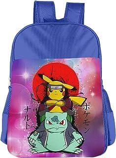 Pikuto - Pikachu Pokemon Children's Bags Kid School Bag Boy Girl Backpack