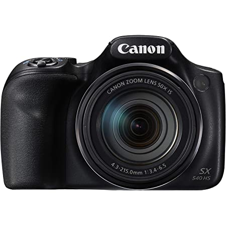Canon Powershot Sx540 Hs Digitalkamera Schwarz Kamera