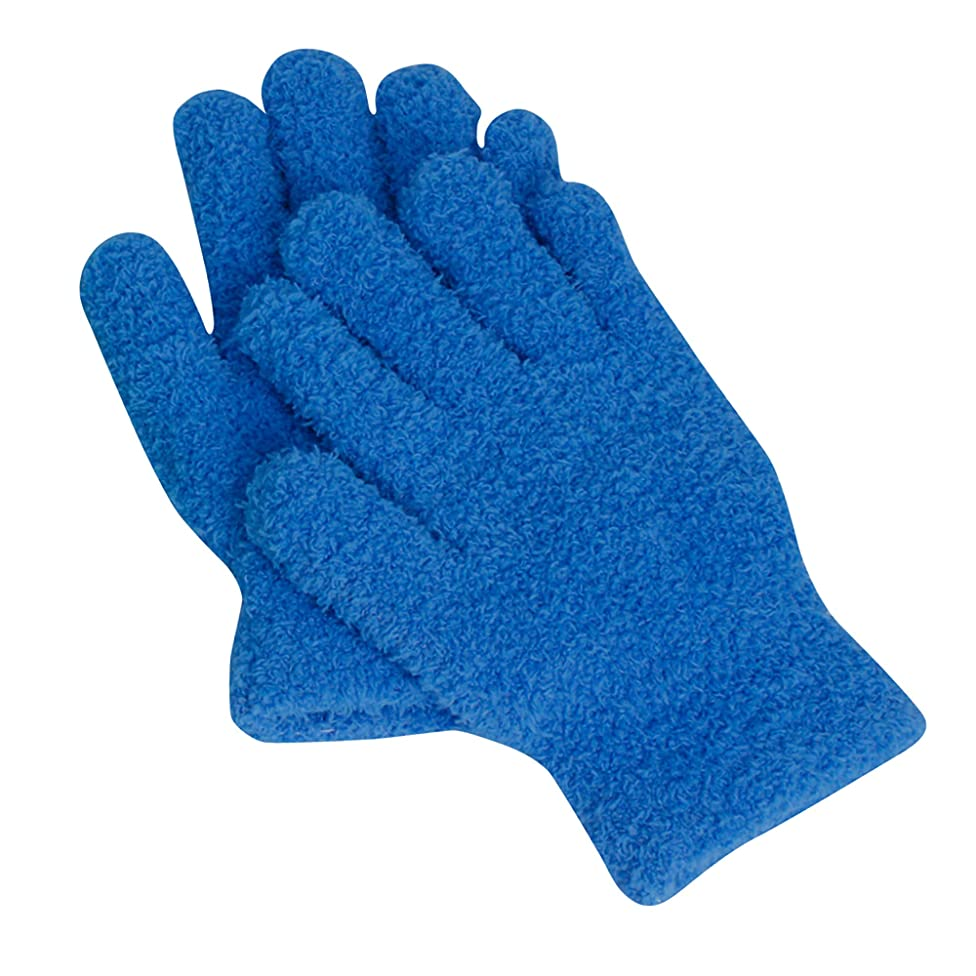 EvridWear Microfiber Auto Dusting Cleaning Gloves for Cars and Trucks, Dust Cleaning Gloves for House Cleaning,Great for Cleaning nooks and Crannies Safe to use on Any Surface! (S/M)