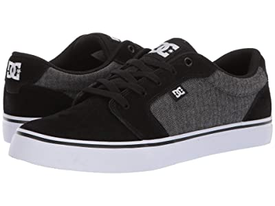 DC Anvil SE (Black/Herringbone) Men