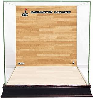 NBA Display Case Court Logo