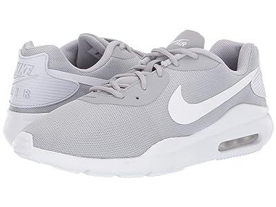 Nike Air Max Oketo (Wolf Grey/White) Men