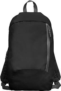 Infantil Niño Niña Impermeable Colorear Mochila 7 litros para Escolar (7154 Black)