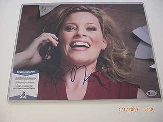 Elizabeth Banks 40 Year Old Virgin Beckett/Coa Autographed Signed Memorabilia 11X14 Photo