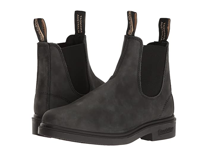 Blundstone  BL1308 (Black) Dress Pull-on Boots