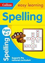 Permalink to Spelling Ages 6-7: Ideal for home learning (Collins Easy Learning KS1) PDF