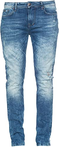 M.O.D Miracle of Denim Herren Jeans NOS-1003