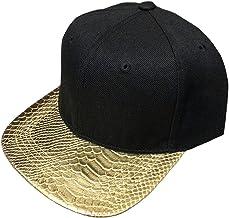 [ハイストリート]T-Pablow ファッション BAD HOP by2143 キャップ 帽子 PU レザー 高級感 ヒップホップ メンズ レディース 男女兼用 ユニセックス 通販[ブラック(黒)/レッド(赤)/カモ(迷彩)]