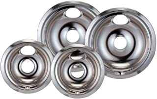 Stanco 5559 4 Pack Drip Bowl, GE/Hotpoint, Chrome